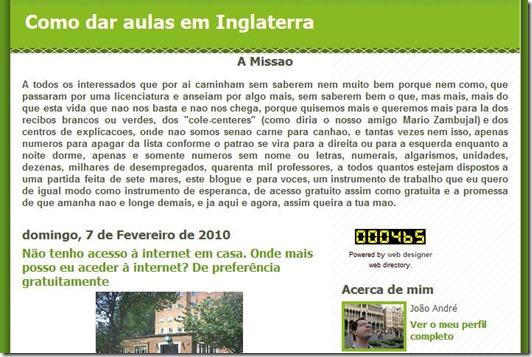 bloguedojoão